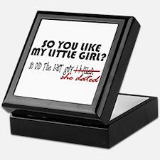 Like my Little Girl Keepsake Box