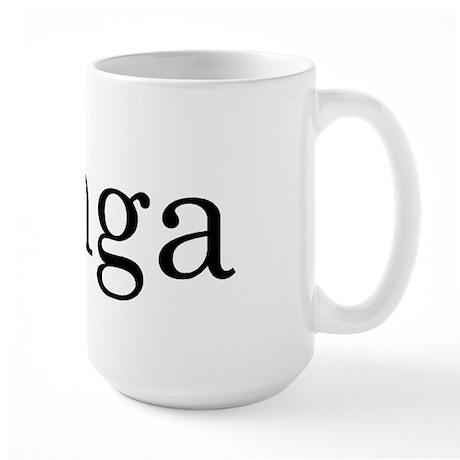 Gringa Large Mug