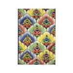 Colourful Blooms Magnets (10 pack)