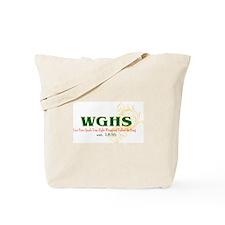 WGHS Swirl Tote Bag