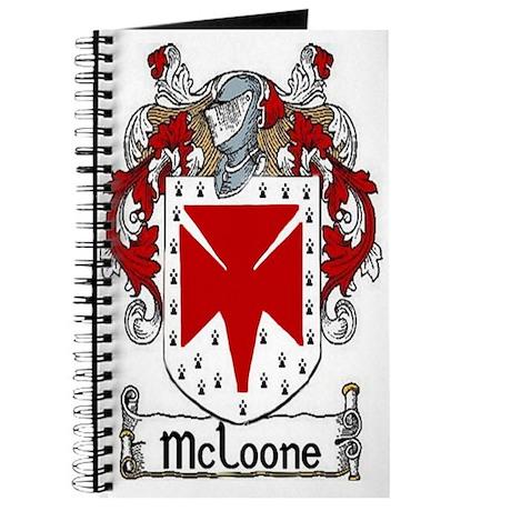 McLoone Coat of Arms Journal