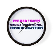 Eve Sybil Wall Clock