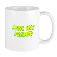 Sybil Was Framed Mug