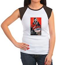 Nina Mae Mckinney Women's Cap Sleeve T-Shirt