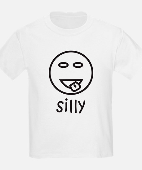 Silly Smiley Kids T-Shirt