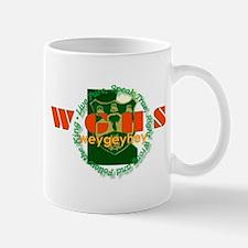 Wesley Girls WGHS Wey Gey Hey Mug
