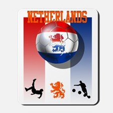 Netherlands Football Mousepad