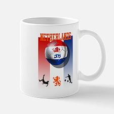 Netherlands Football Mug