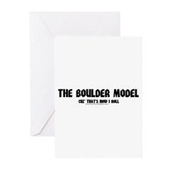 That's How I Roll Greeting Cards (Pk of 10)