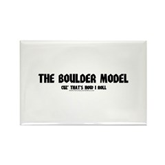 That's How I Roll Rectangle Magnet (10 pack)
