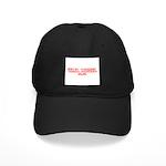 Vail Model Black Cap