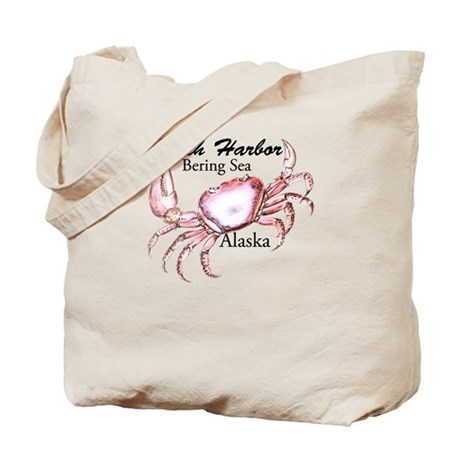 Dutch Harbor Crab 23 Tote Bag