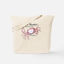 Dutch Harbor Crab 23 Tote Bag