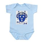 Arbuthnott Family Crest Infant Creeper
