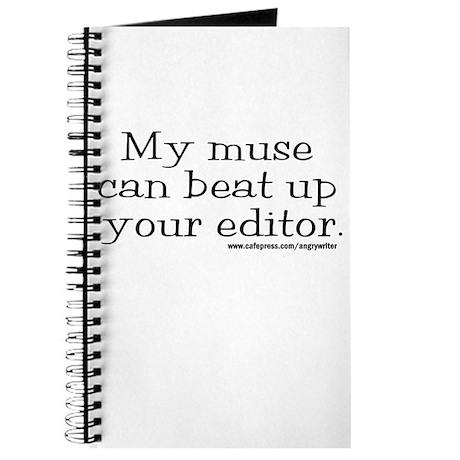 Violent Muse (Editor) Journal
