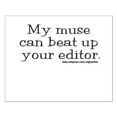 Violent Muse (Editor) Posters