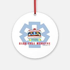 Ambulance Paramedic Ornament (Round)