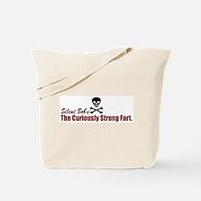 POOP Silent Bob Strong Fart Tote Bag