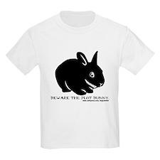 Beware Plot Bunny T-Shirt