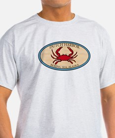 Dutch Harbor Crab Fishing 4 T-Shirt