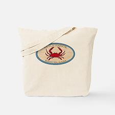 Dutch Harbor Crab Fishing 4 Tote Bag