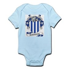 Armstrong Family Crest Infant Creeper