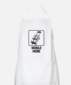 Mobile Home BBQ Apron