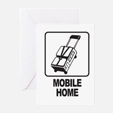 Mobile Home Greeting Cards (Pk of 10)
