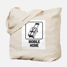 Mobile Home Tote Bag