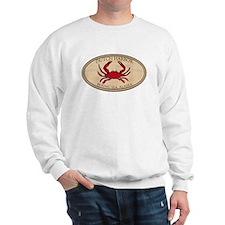 Crab Fishing Alaska Sweatshirt