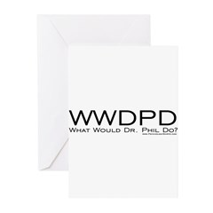 What Would Phil Do Greeting Cards (Pk of 20)