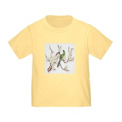 Bird and Blossoms T