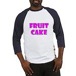 Fruit Cake Baseball Jersey