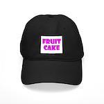 Fruit Cake Black Cap