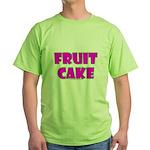 Fruit Cake Green T-Shirt