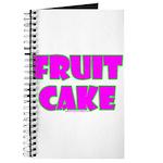 Fruit Cake Journal