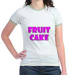 Fruit Cake Jr. Ringer T-Shirt