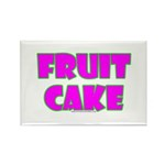 Fruit Cake Rectangle Magnet (10 pack)