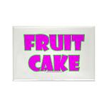 Fruit Cake Rectangle Magnet (100 pack)