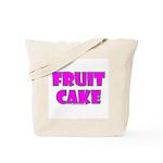 Fruit Cake Tote Bag