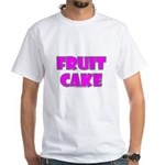 Fruit Cake White T-Shirt