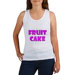 Fruit Cake Women's Tank Top