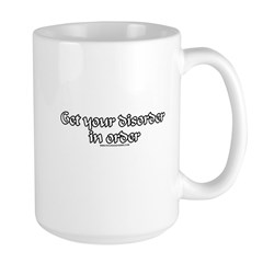 Get Your Disorder In Order Mug