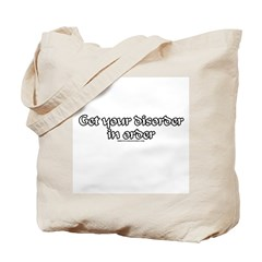 Get Your Disorder In Order Tote Bag