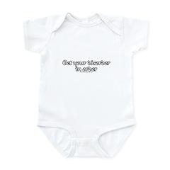 Get Your Disorder In Order Infant Bodysuit