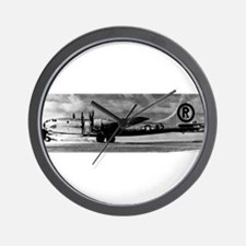 Enola Gay B-29 Superfortress Wall Clock