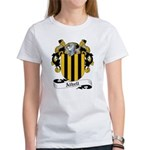 Athell Family Crest Women's T-Shirt