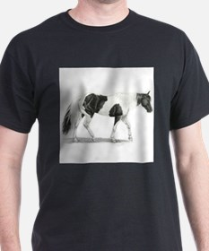 Paint in Pencil. T-Shirt