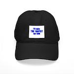 Ill Take The Rapist Black Cap