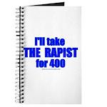 Ill Take The Rapist Journal